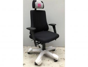 Bureaustoel BMA Axia Office Plus 24/7  Zwart  *NIEUW*