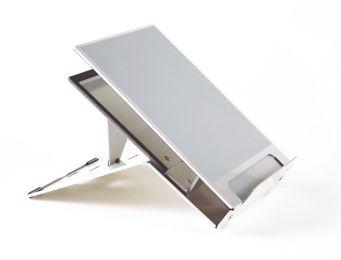 Laptophouder met geïntegreerde documenthouder Q260
