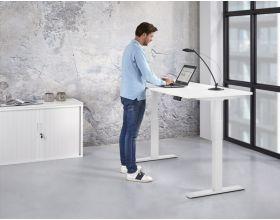 Elektrische zit/sta  Home         L140 cm wit