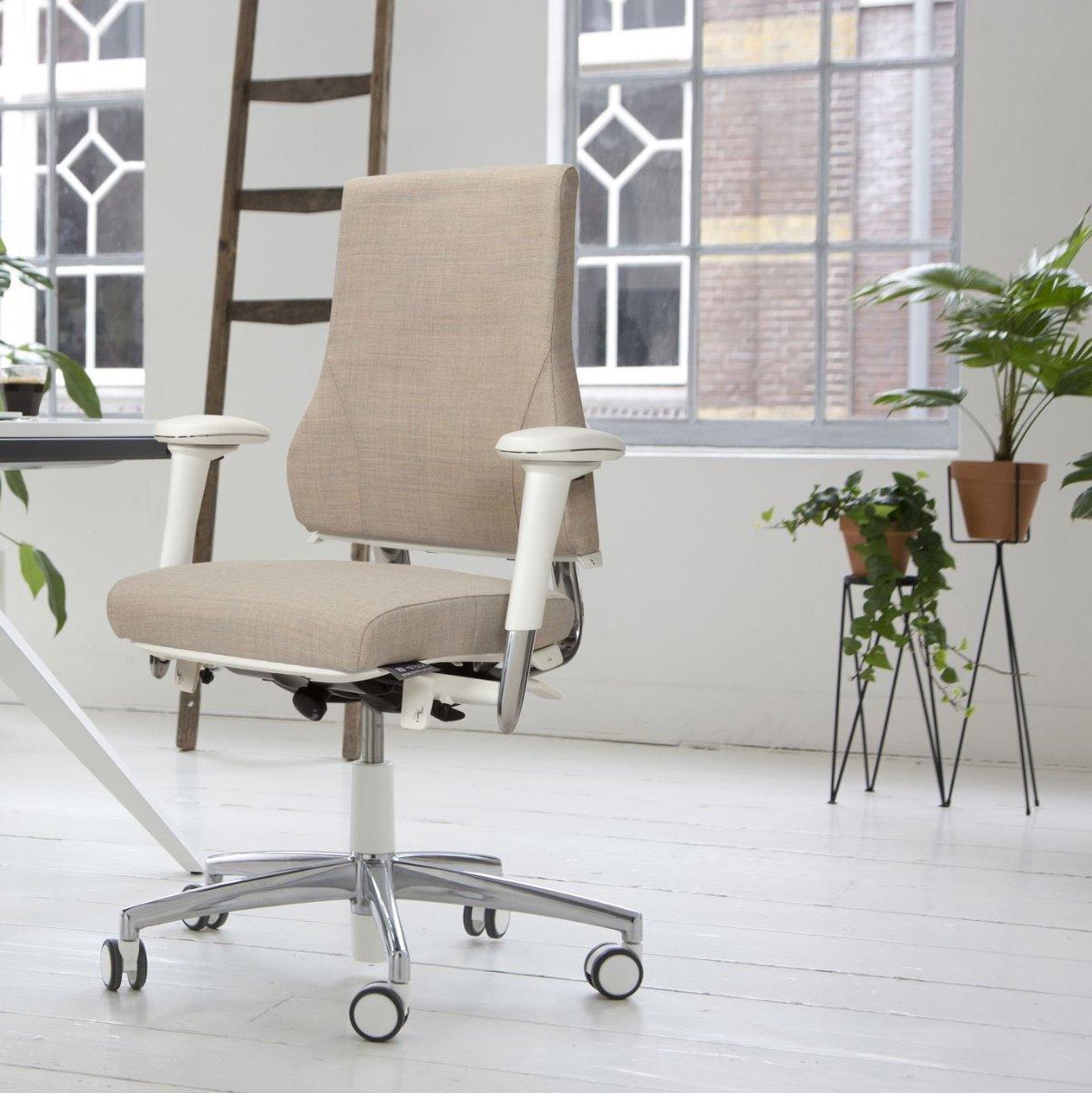 BMA axia bureaustoel beige