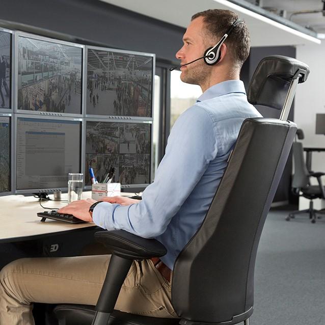 BMA Axia vision 24/7 stoel